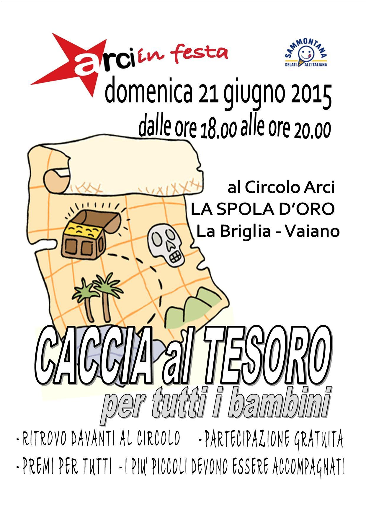 CACCIA AL TESORO_LOCANDINA