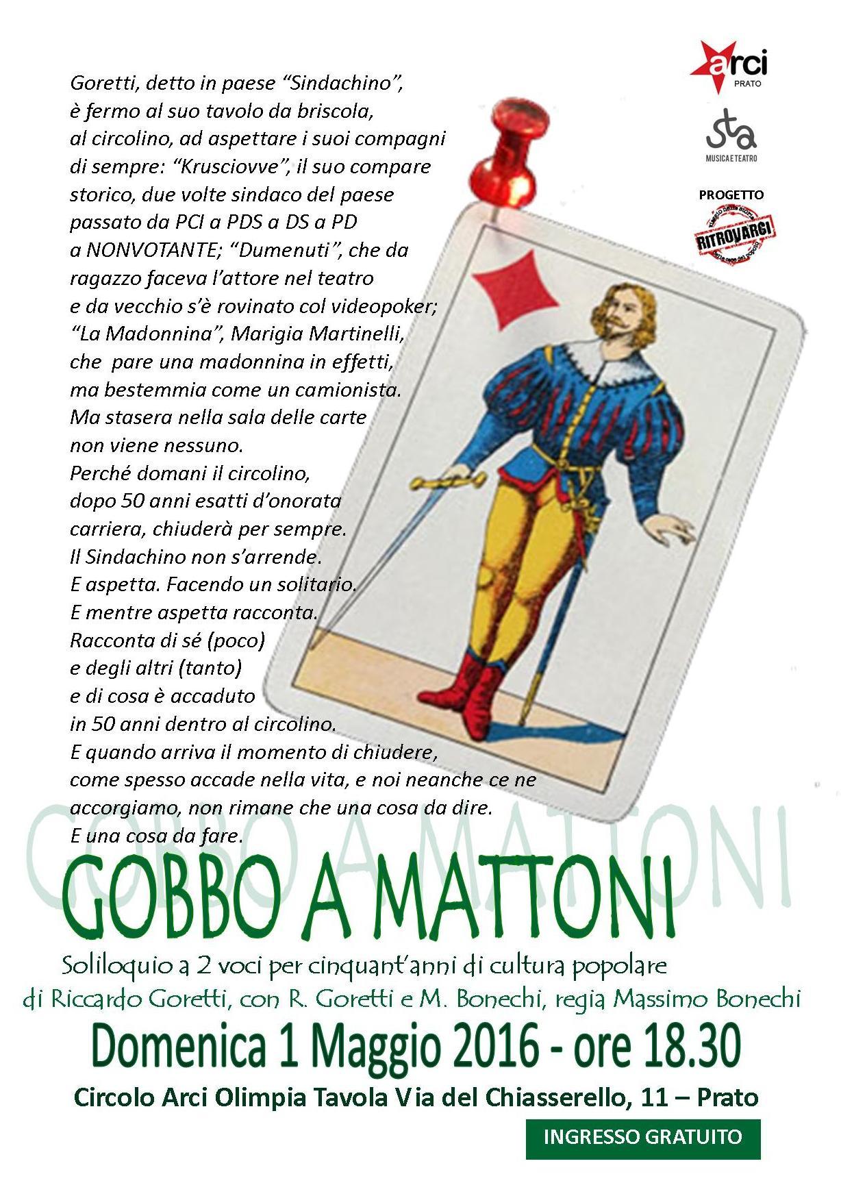 VOLANTINO_GOBBO A MATTONI