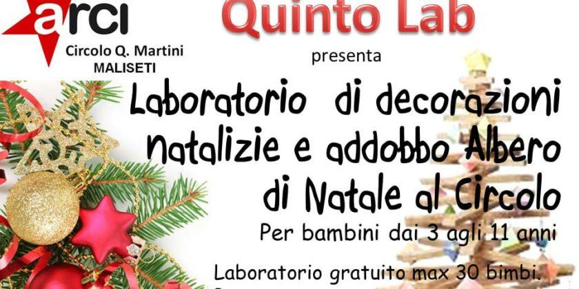 Decorazioni Natale Bambini 3 Anni.Decorando Il Natale Con I Bambini Associazione Arci Prato