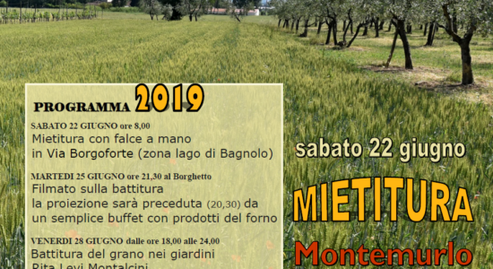 festa del grano 2019