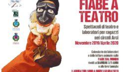 FIABE A TEATRO_PIEGHEVOLE_19_20 fronte