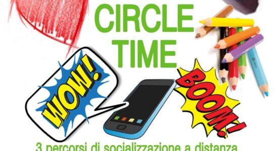 VIRTUAL CIRCOL TIME_fronte