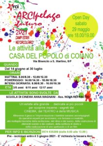 open day coiano